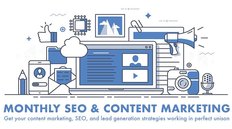 SEO & Content Marketing Strategy